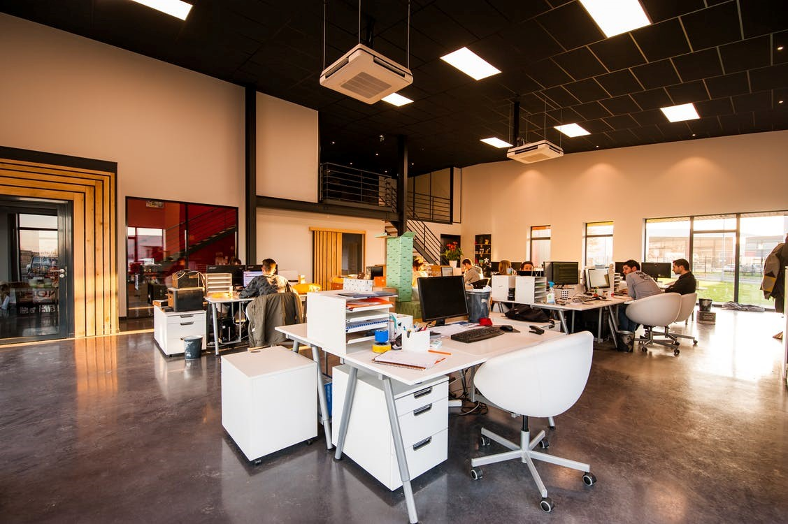 How To Impress Employees With Office Interior Design