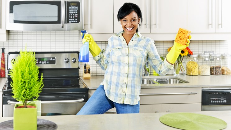 Clean Your Kitchen In 15 Minutes Or Less: The Ultimate Guide
