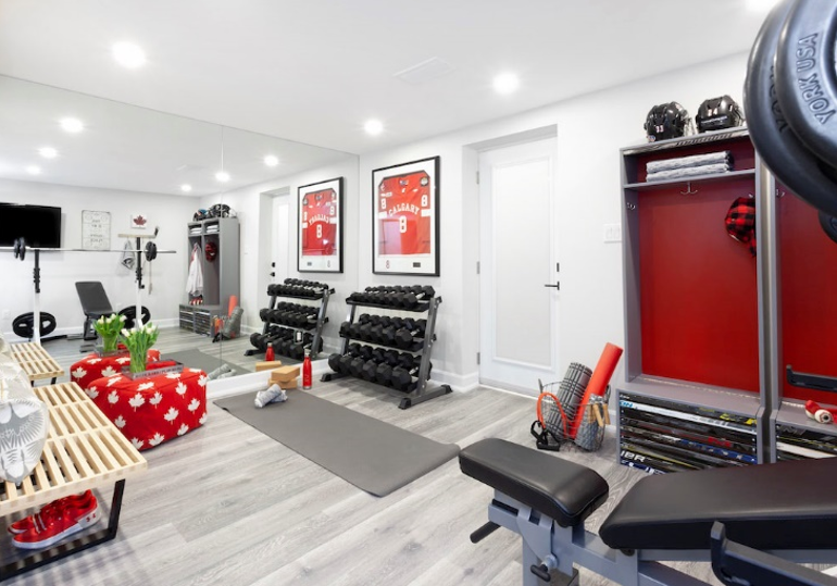 Why Your Basement Home Gym Needs Air Purifiers?