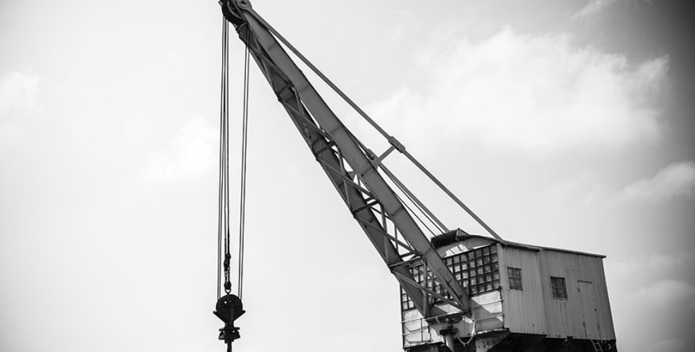 The History of Construction Cranes